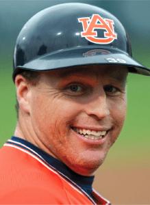 Gabe Gross as coach at Auburn