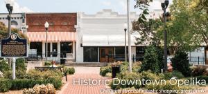 Historic Opelika Downtown