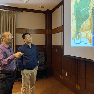 Researchers Seek to Ensure Resilience of Gulf Species to Environmental Changes