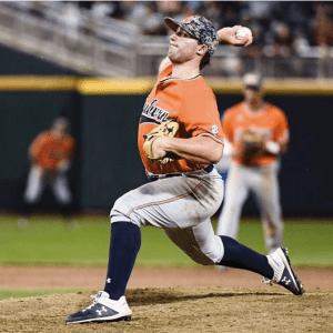 Auburn Baseball's Burns Sets Sights High for Tigers