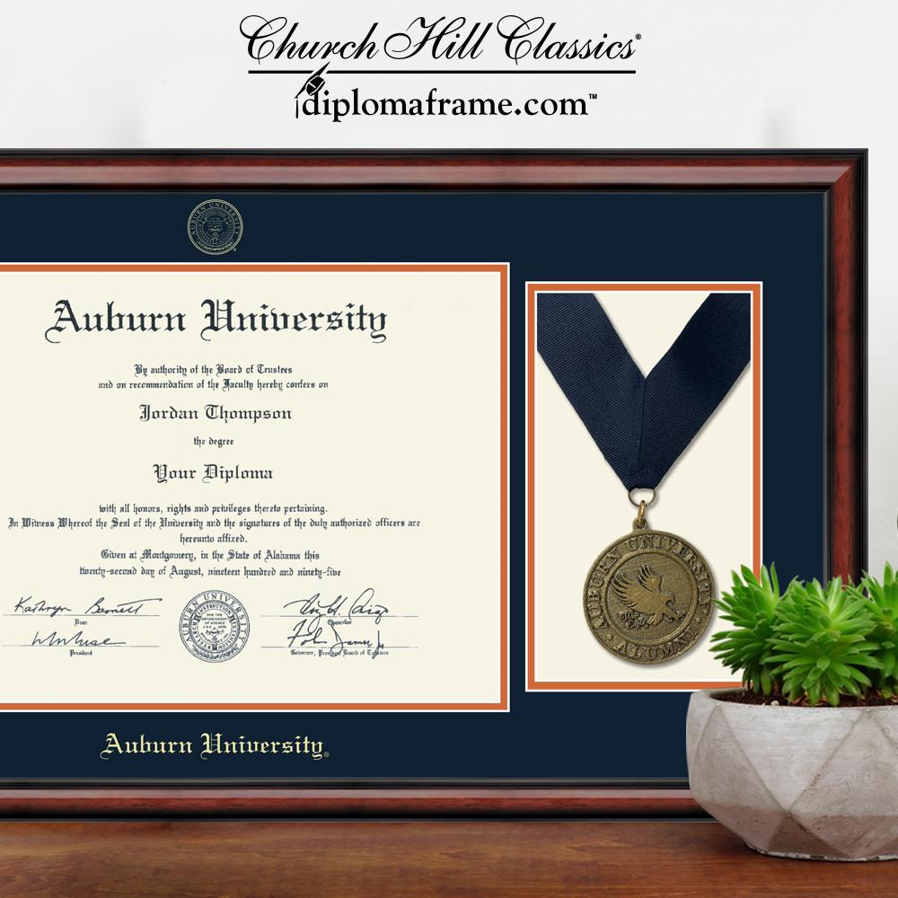 Churchill Classics diploma frame image for graduation