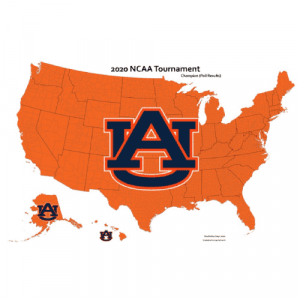 Tide's push for Auburn to lose virtual championship backfires Weekly Roar Graphic