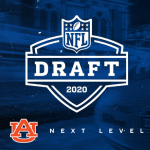 Auburn Tigers Head to Next Level Through NFL Draft