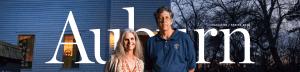 Auburn Magazine Spring 2020 featuring Katie Lamar Jackson and Bailey Jones