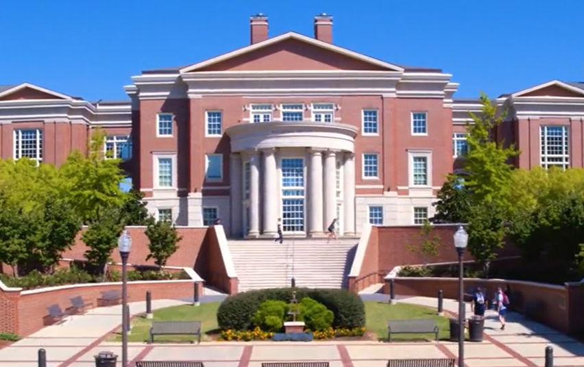 Auburn Samuel Gin College of Engineering Virtual Tour