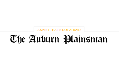 The Auburn Plainsman graphic for news