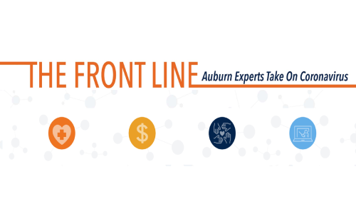 The Front Line Experts Graphic for news