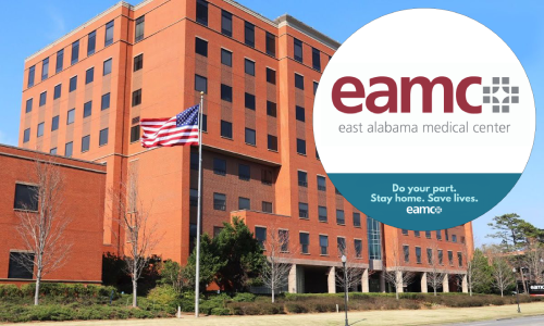 EAMC Building graphic for news