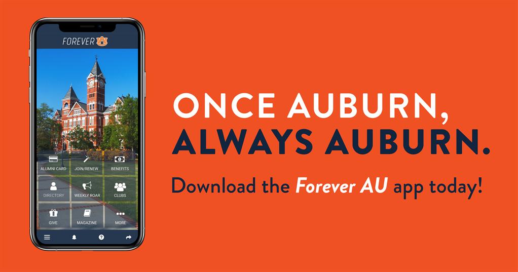 Forever AU App promotion image