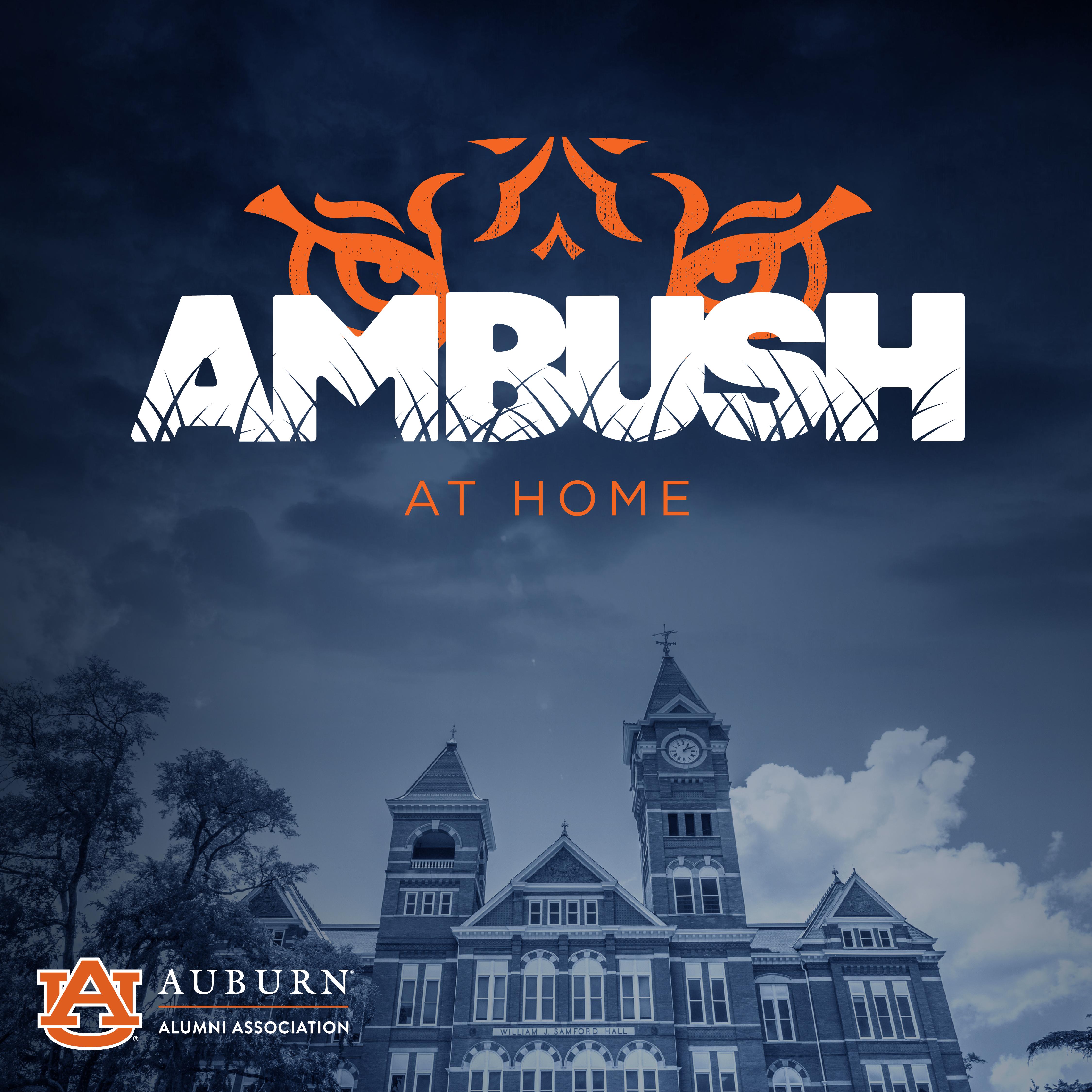 Feature Graphic Virtual Ambush at Home