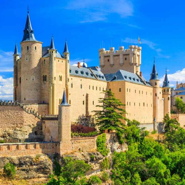 Cities of Spain Trip
