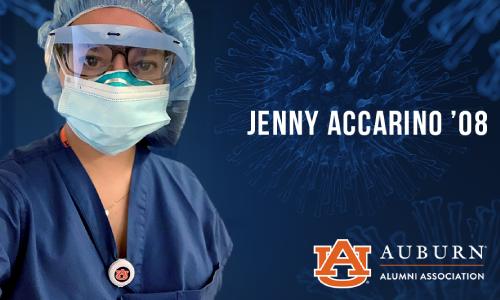 Alumni Spotlight-Jenny Accarino