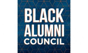 Black Alumni Council Web feature graphic