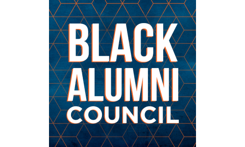 Black Alumni Council Web feature graphic