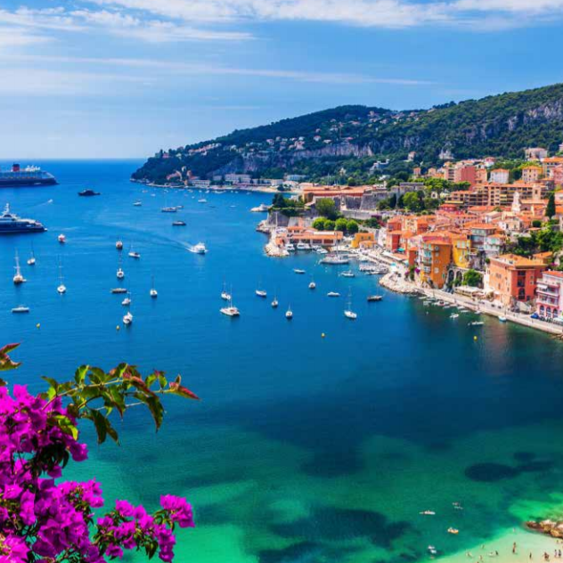 Spotlight of French Riviera Trip
