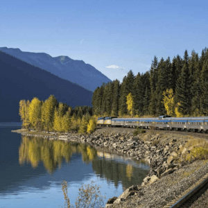 Toronto to Vancouver by Rail trip