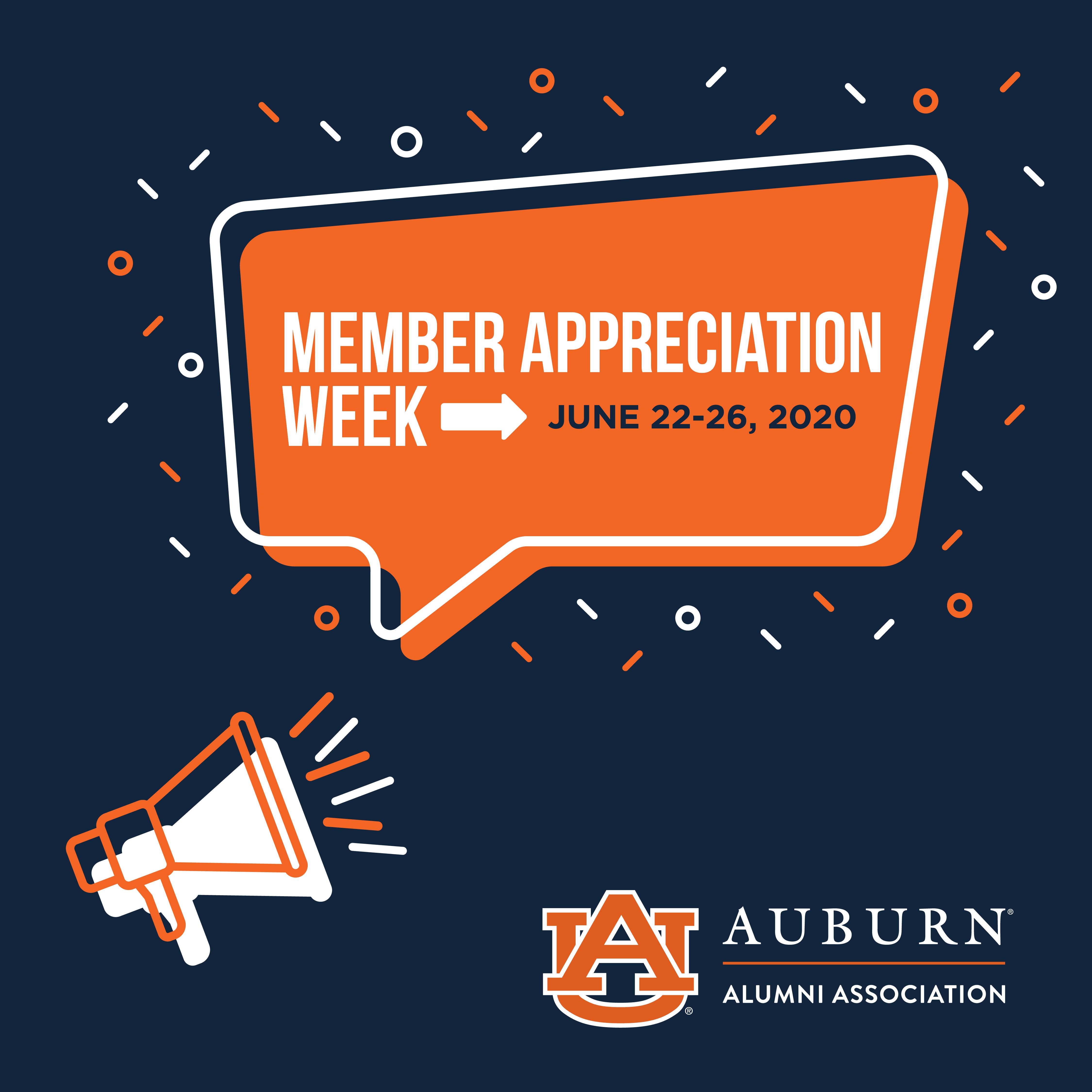 It's Membership Appreciation Week!