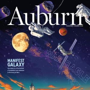 Auburn Magazine Cover Summer 2020