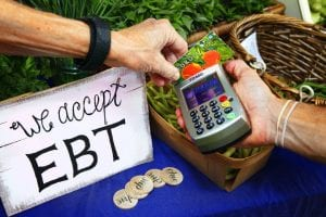 We Accept EBT Card