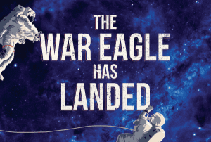 War Eagle Has Landed Header feature story