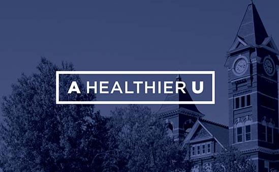 A Healthier U logo