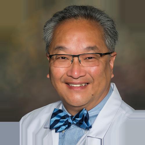 Dr. Fred Kam Headshot
