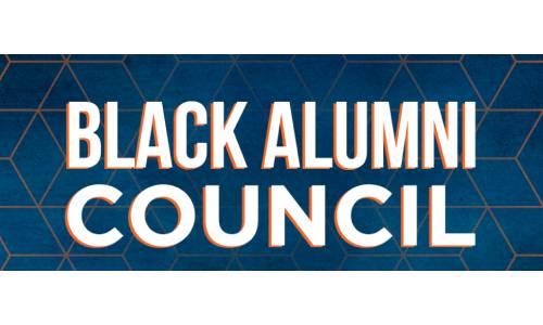 Black Alumni Council graphic