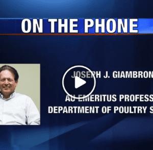 Auburn Professor Comments on Future of COVID-19