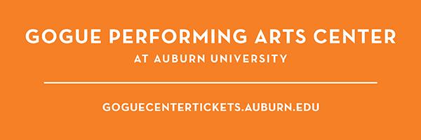 Gogue Preforming Arts Center Graphic
