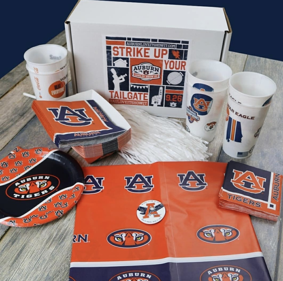 Strike Up Tailgate Care Package Image