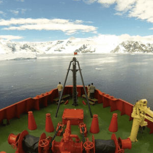 Biological Sciences Professor Embarks on Research Trip to Antarctica