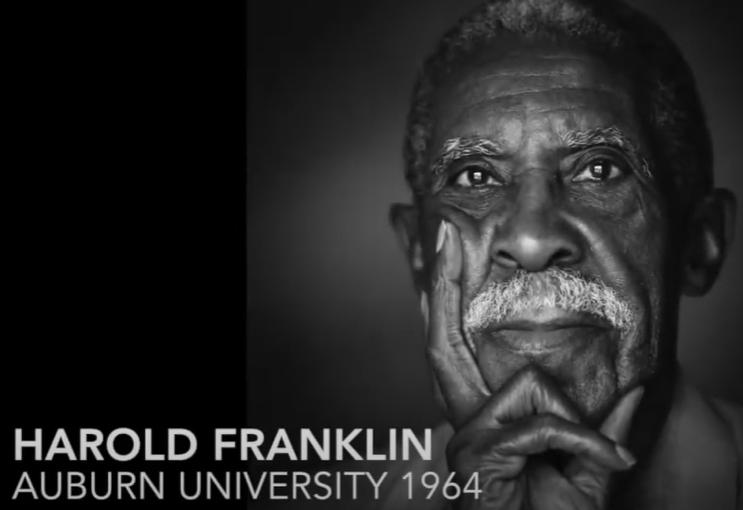 First Black Auburn Student Finally Receives Degree
