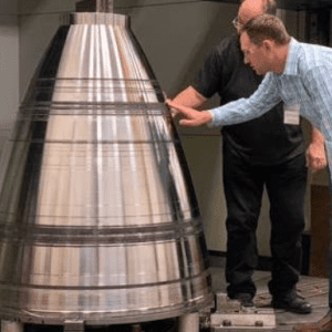 Auburn Collaborates with NASA to 3D Print Rocket Engines