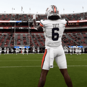 Auburn Turns Page, Locks in on Arkansas
