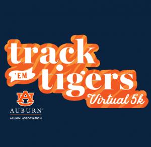 Track em Tigers 5K logo