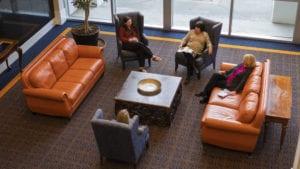 Auburn Alumni Center Atrium 3