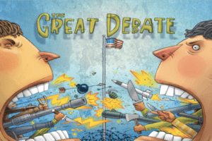 The Great Debate Feature Winter Issue 2020
