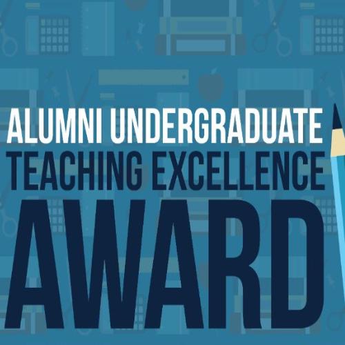 Alumni Undergraduate Teaching Excellence Award