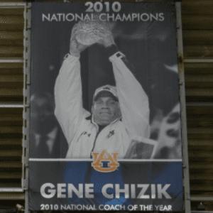 """Gene Chizik Reflects on """"Incredible"""" 2010 Season"""