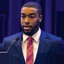 Messiah Williams-Cole Auburn Town Mayor
