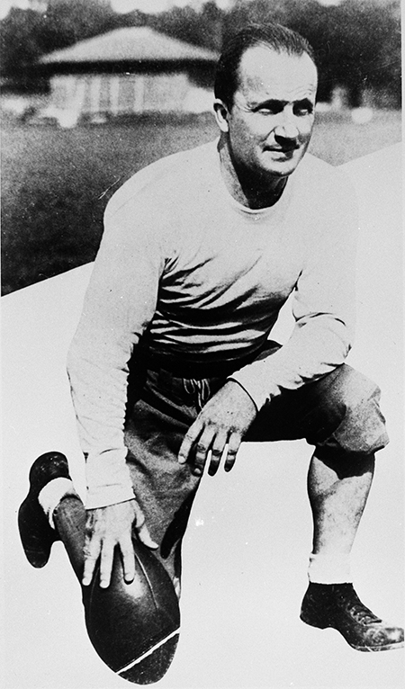 1934 Coach Jack Meagher