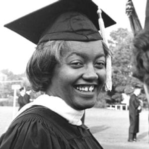 Dr. Josetta Brittain Matthews '66