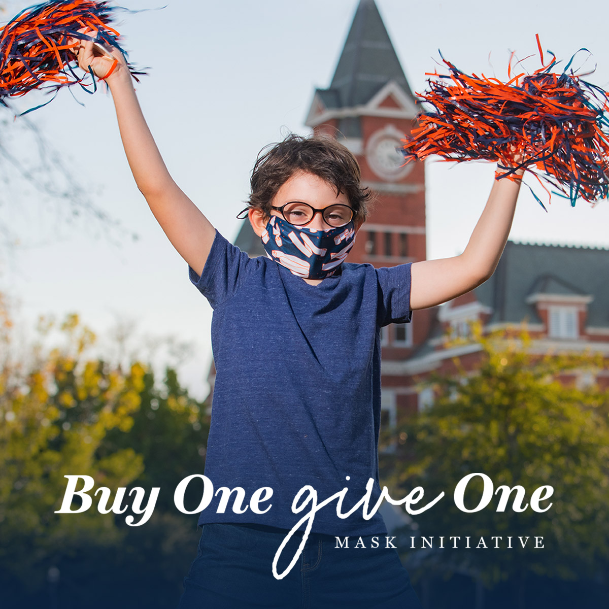 Buy One Give One Mask Donation