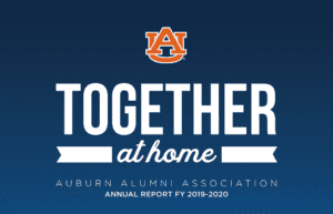 Together At Home Header Annual Report 2019-2020