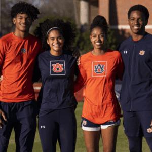 Four Auburn Tigers Attend 2021 Black Student-Athlete Summit