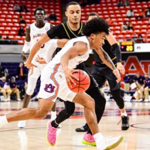 Sharife Cooper Leads Tigers Basketball Over No. 12 Missouri