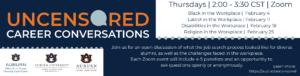 Uncensored Conversations Webinar