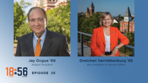 18:56 Speaker Series - Jay Gogue and Gretchen VanValkenburg