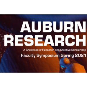 Auburn Research Faculty Symposium Opens Virtually