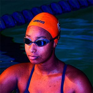 """""""Paving the Way:"""" Swimmer Jewels Harris Embraces Chance to Inspire"""
